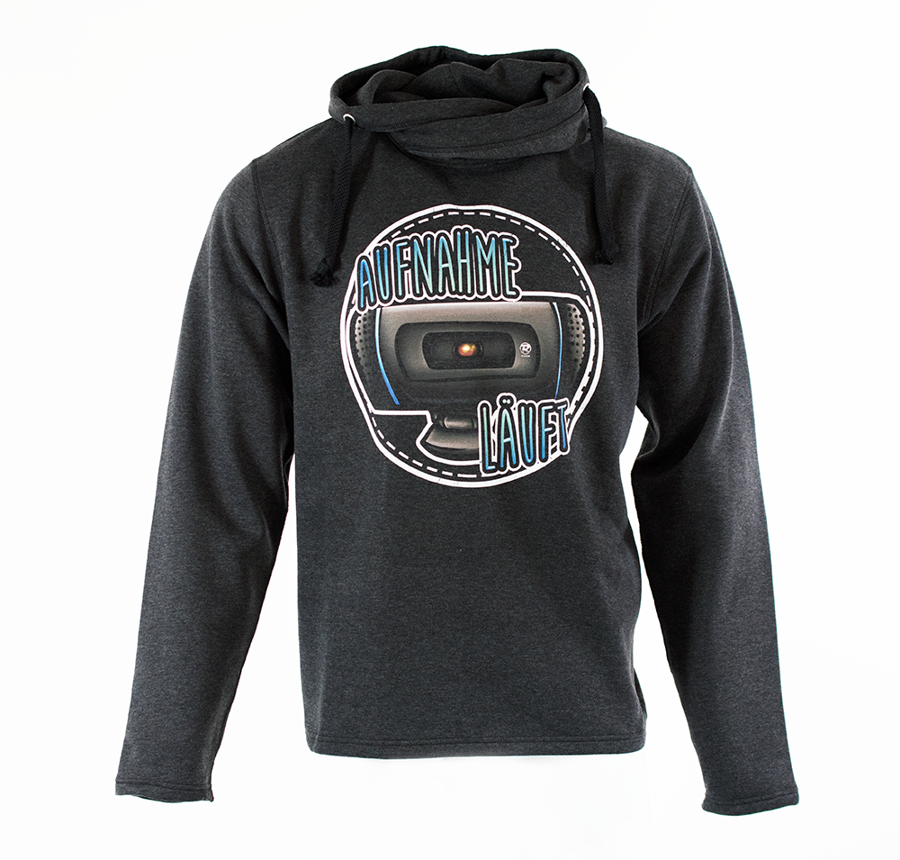 Aufnahme - Heather-Hoodie | Relodiak | Shirt-Tube.de - Der ...