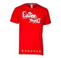 Eistee regelt - T-Shirt - Rot