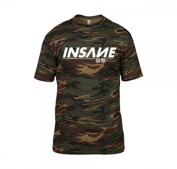 Insane - Camo-Shirt