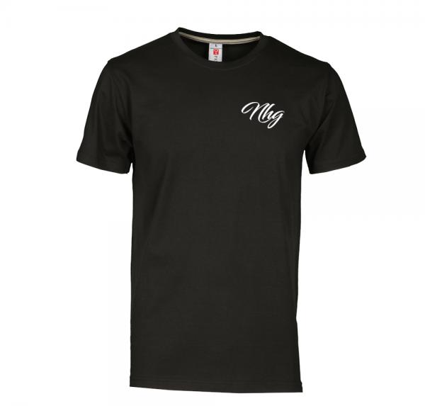 NHG - T-Shirt - Schwarz