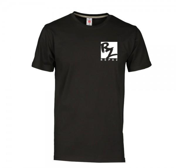 RZ - T-Shirt - Schwarz