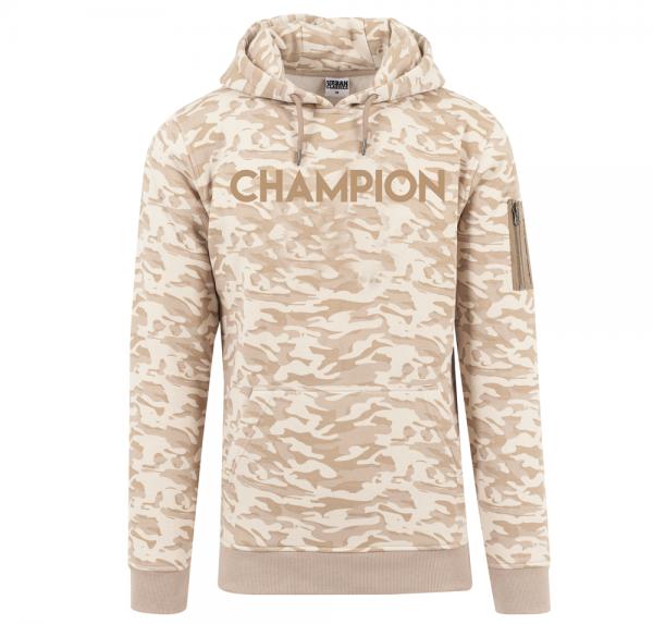 Champion - Sand Camo Hoodie