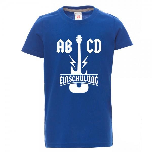 AB/CD - Shirt - Blau