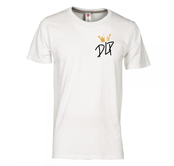 DLP - T-Shirt - Weiss