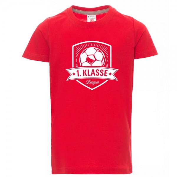 Fussball - Shirt - Rot