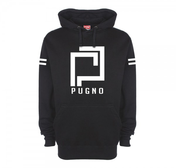 PUGNO - Hoodie - Schwarz