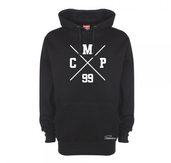 CMP 99 - Hoodie - Schwarz
