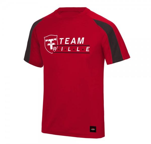 TeamRille Trikot - Rot