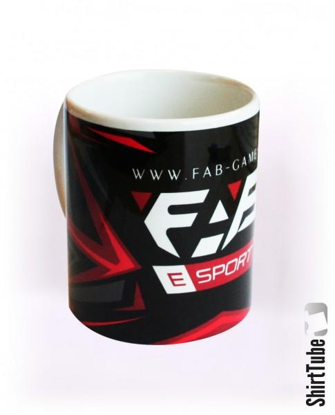 FAB Games Tasse