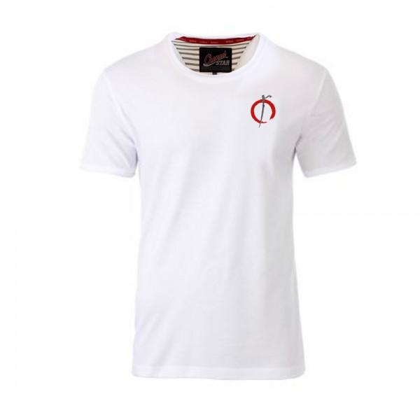 Chroma - T-Shirt - Weiss