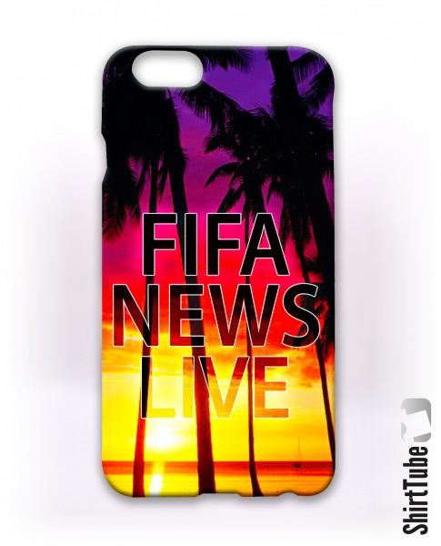 """""""Fifa News Live Handyhülle """"""""Summer"""""""""""""""