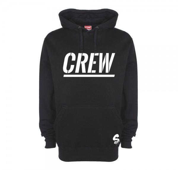 CREW - Hoodie - Schwarz