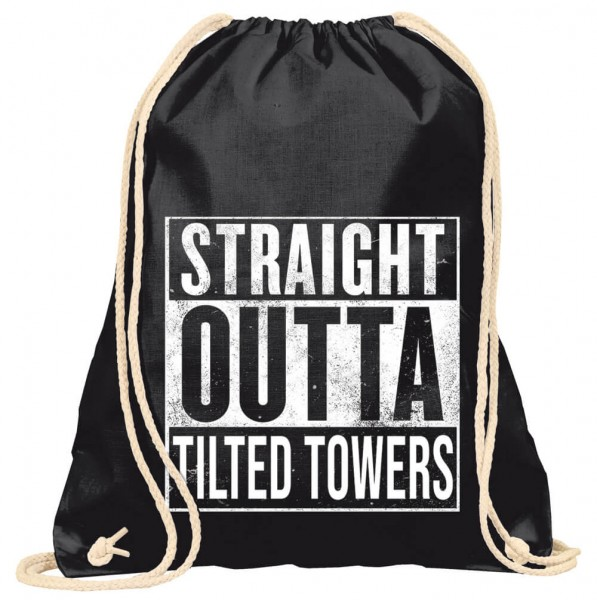 Straight Outta Tilted Towers - Rucksack