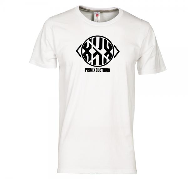 Primix - T-Shirt - Weiss