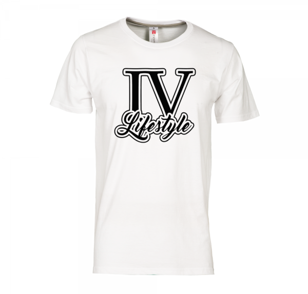4Lifestyle - T-Shirt - Weiss