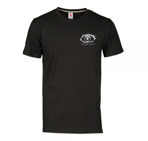 Eye - T-Shirt - Schwarz