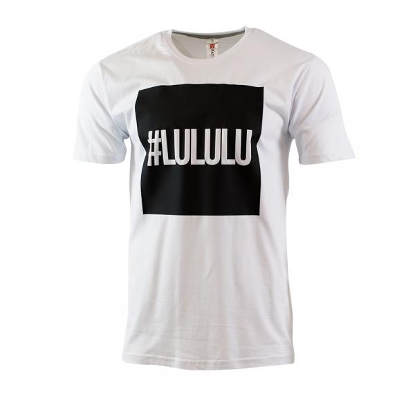 #LULULU - T-Shirt - Weiss