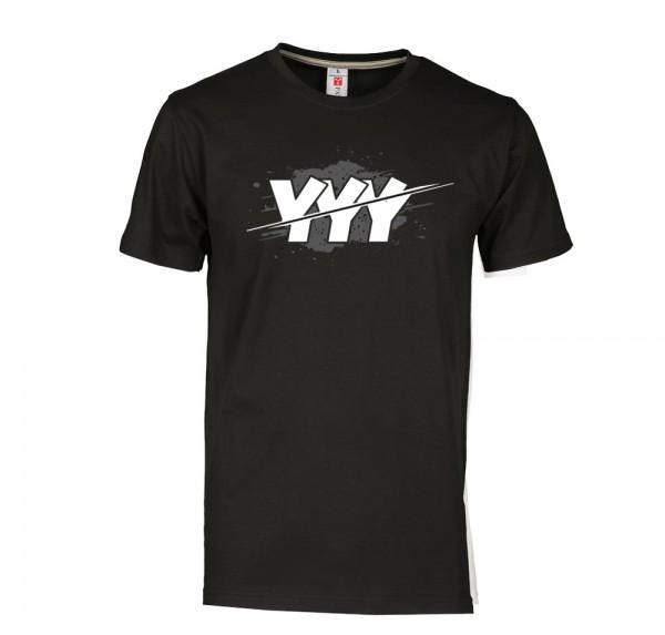YYY - T-Shirt - Schwarz