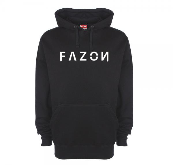FAZON - Hoodie - Schwarz