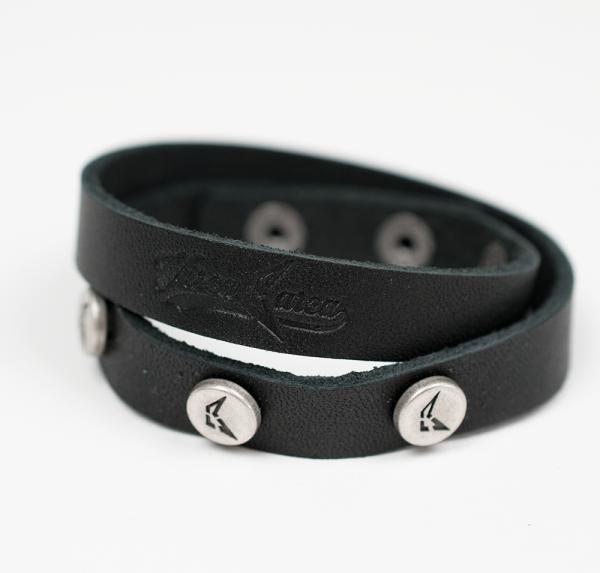 Armband aus Echtleder