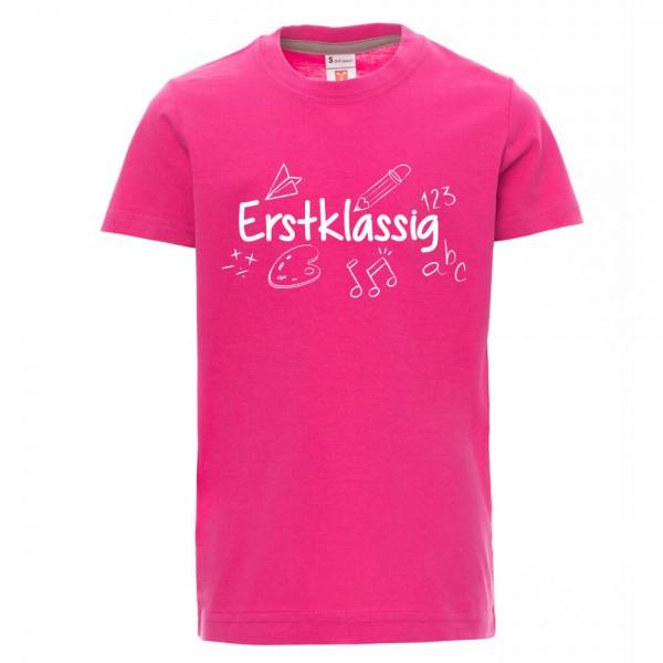 Erstklassig - Shirt - Pink