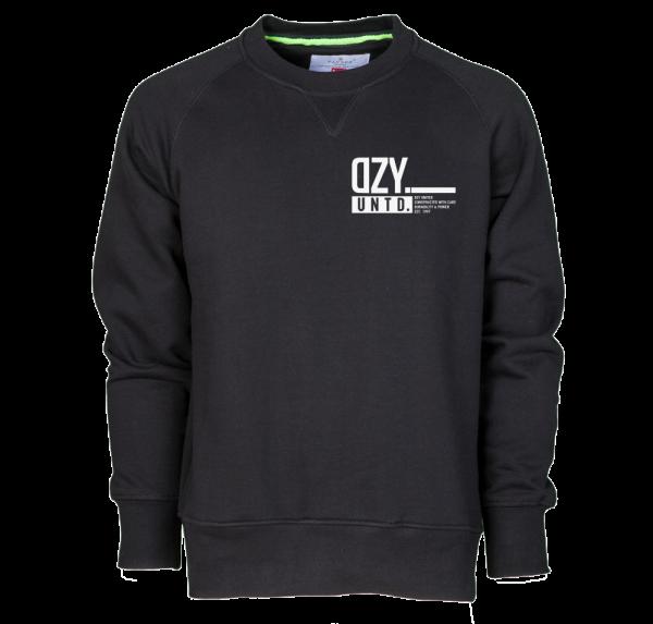 DZY UNTD - Sweater - Schwarz