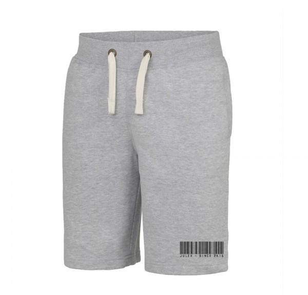 Barcode - Jogger kurz - Grau