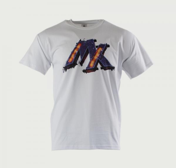 MX 3D - T-Shirt - Weiss