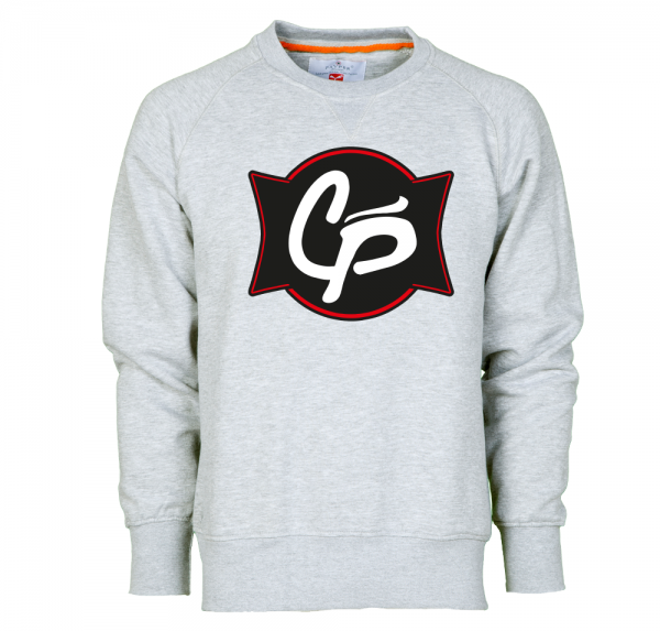 CP - Sweater - Grau