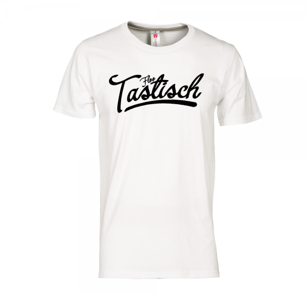 FlooTastisch - T-Shirt - Weiss