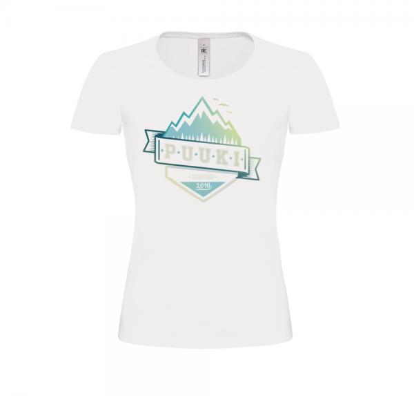 ESTABLISHED - Damen-Shirt - Weiss