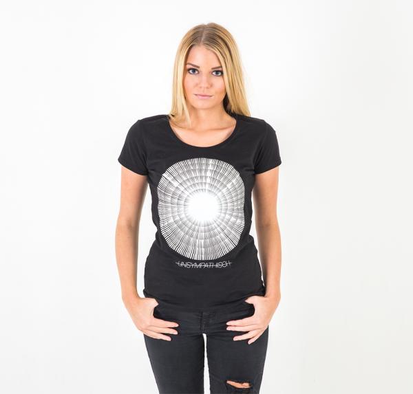 Unsympathisch - T-Shirt - Damen - Schwarz