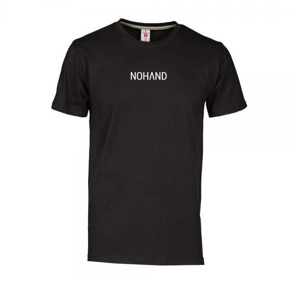 NOHAND - T-Shirt - Schwarz