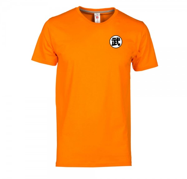 Krieger - T-Shirt - Orange