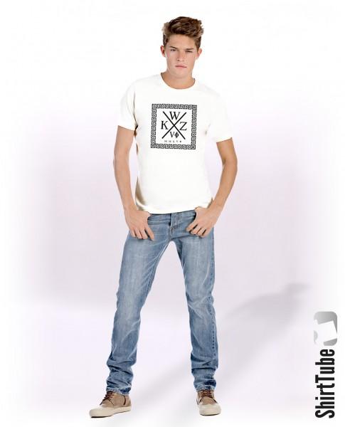 WKZ - T-Shirt - Weiß