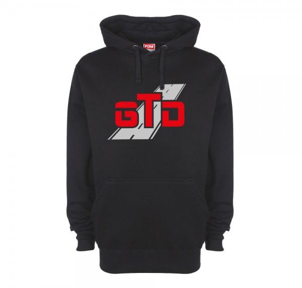 Big GTD - Hoodie - Schwarz