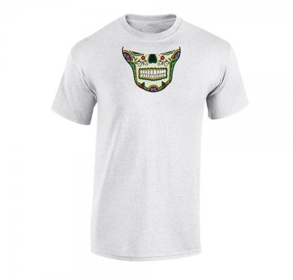 Inzucht Maske - T-Shirt - Ash