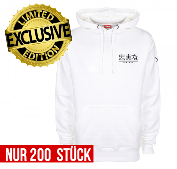 Join The Gang - Hoodie - Weiß