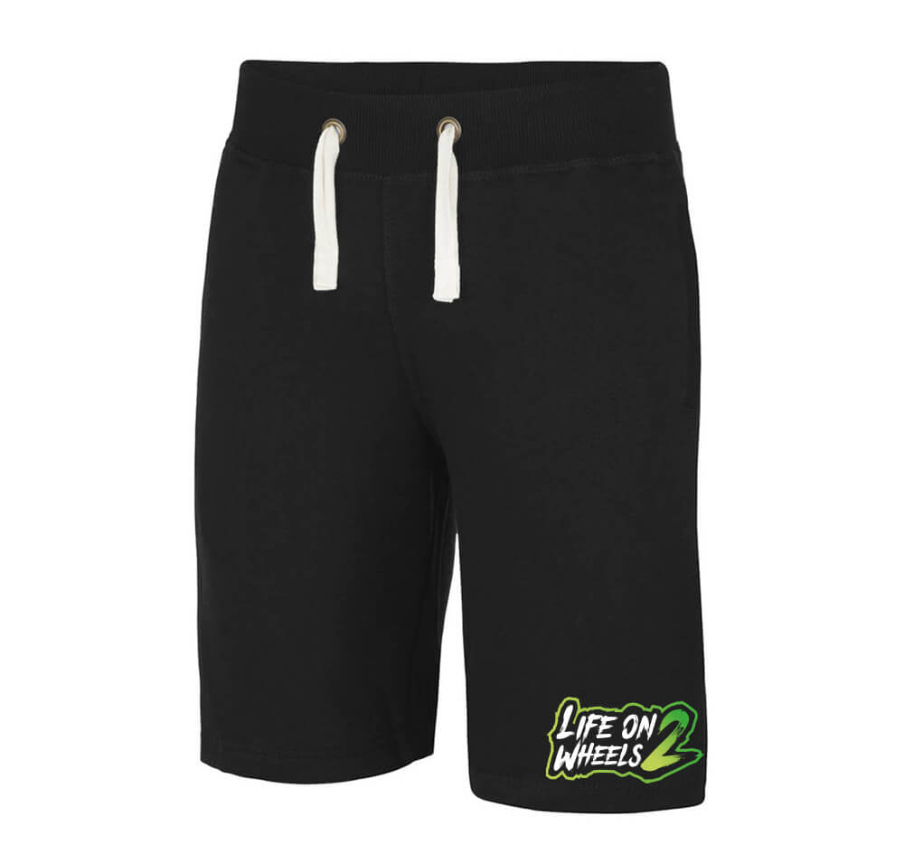 LifeOn2Wheels - Jogger kurz | MrPyroManager | Shirt-Tube ...