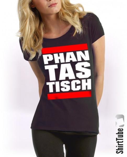 Phantastisch - Shirt - Schwarz - DAMEN