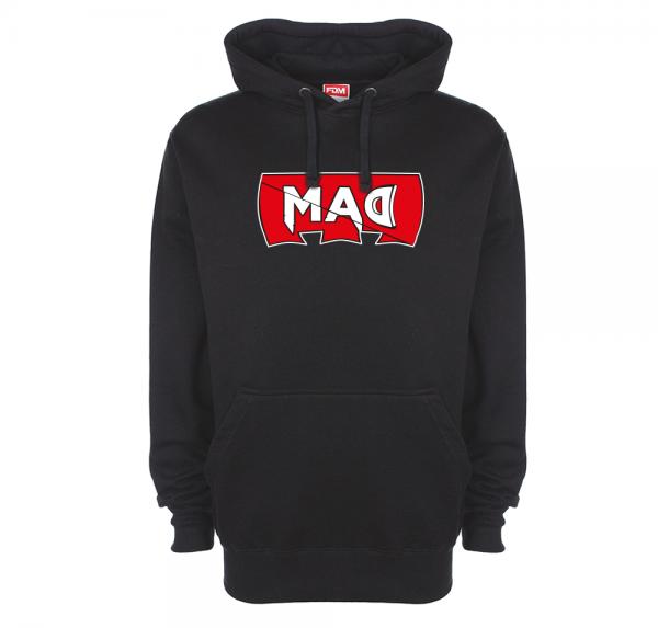 MAD - Hoodie - Schwarz