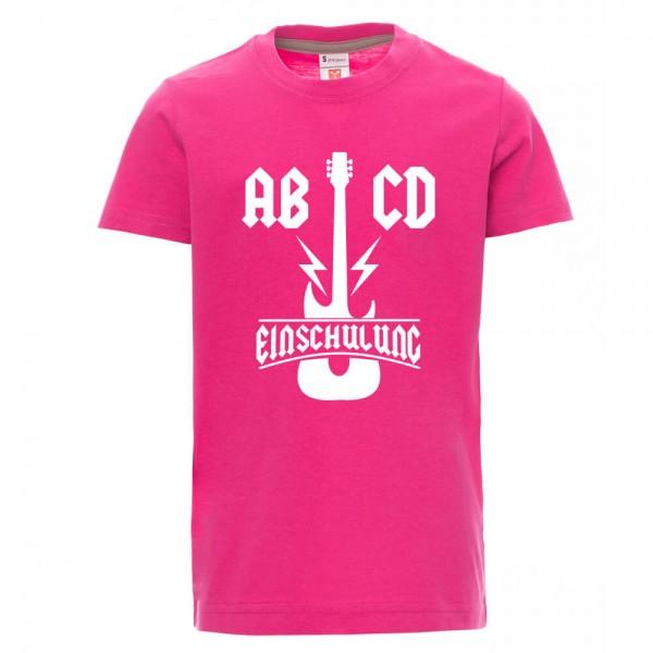 AB/CD - Shirt - Pink