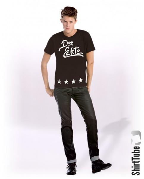 Der Echte - T-Shirt - Schwarz